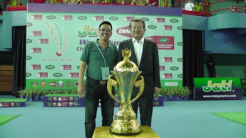 2014 BWF World Junior C\'ship - 5