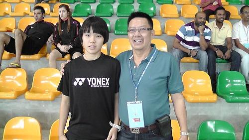 2014 BWF World Junior C\'ship - 8GohJinWei