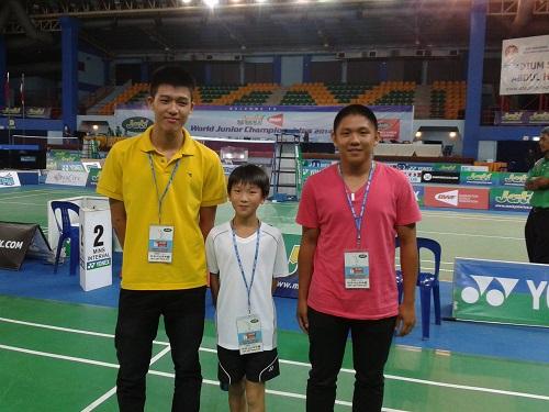 2014 BWF World Junior C\'ship - 9