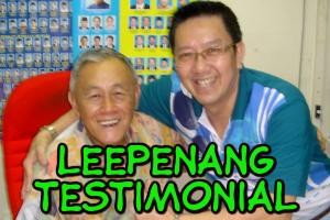 LeePenang Testimonials